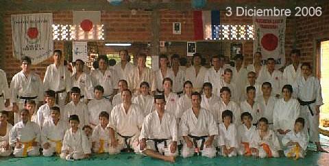 Soochin Dojo - Encarnación Paraguay