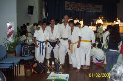 Foto Cono Sur 2008 - Capital Federal