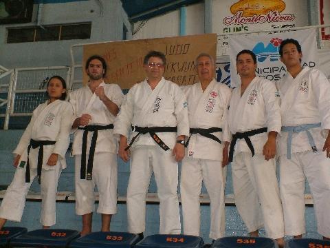Foto - 2º Campeonato Nacional Master de Artes Marciales de Sordos