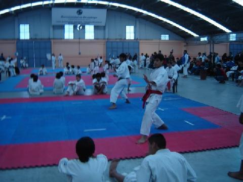 Foto N° 03 - 2º Torneo Nacional de Karate do Tradicional