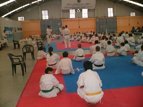 Foto N° 02 - 2º Torneo Nacional de Karate do Tradicional