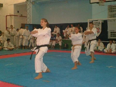Fotos - Cono Sur Nov 2006 kata equipos