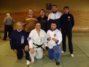 Foto - 2° Campeonato Nacional Máster de Artes Marciales de sordos 2006