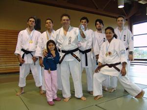 Foto - 2° Campeonato Nacional de Karate para sordos 2006