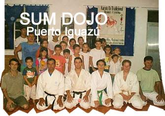 Se suma nueva Escuela de Karate en Puerto Iguazú