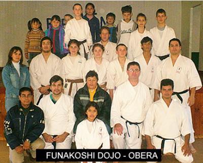 Nuevo DOJO en Misiones - Funakoshi Dojo ( Oberá)