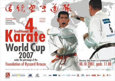 Eventos - 4° Campeonato Mundial de Karate Shotokan