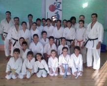 2º Seminario de Karate  Tradicional 2008 en Garupá