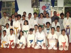 Se realizó el 4º Seminario de Karate Tradicional en Iguazú