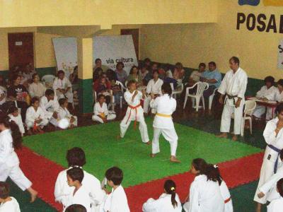 Los Niños tuvieron su Fiesta del Karate