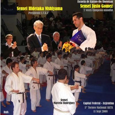 5° Torneo Nacional de Karate AKTA